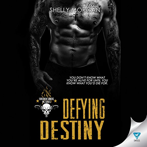 Defying Destiny audiobook cover art