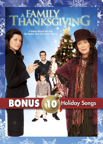 A Family Thanksgiving with Bonus MP3 Audio