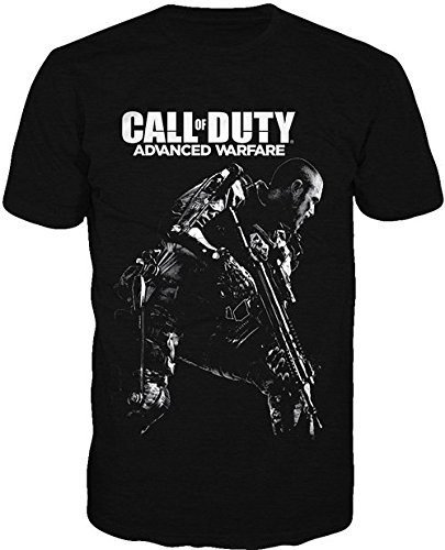 Call of Duty Advanced Warfare T-Shirt -M- Soldier