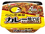 エースコック COCO壱番屋監修 カレー焼そば 芳醇ソース使用 117g×12個