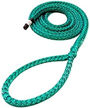 ROPE Logic Eye Sling Tenex Rope, Green, 3/4 x 16'