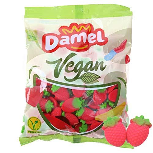 Fresas Salvajes Veganas