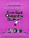 Come Back Charleston Blue 1972 ORIGINAL Vintage 9x12...