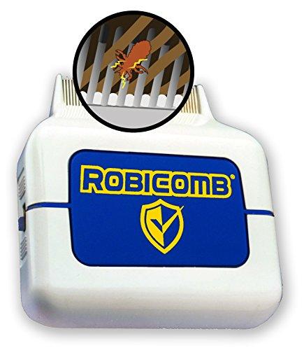 peines eléctricos para piojos robicomb