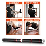 Zoom IMG-2 ffitness barra trazione doorway iron