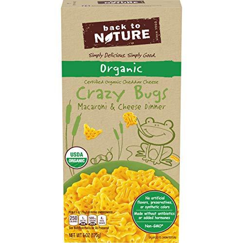 Back to Nature Organic Macaroni & Cheese