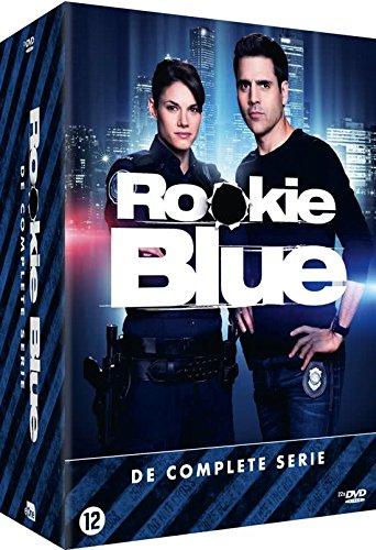 Rookie Blue - Complete Series (22 DVD Box Set)