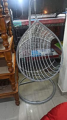 egg shape swing chair