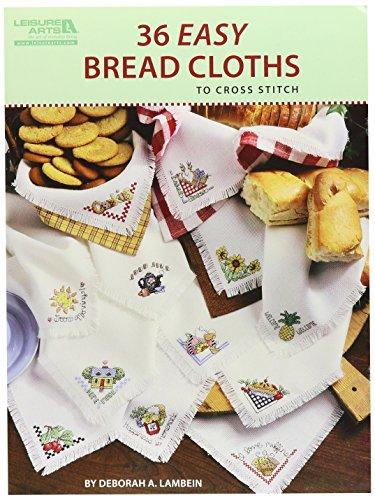 Leisure Arts-36 Easy Bread Cloths