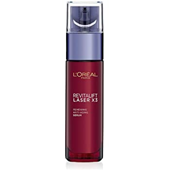 L'Oreal Paris Revitalift Laser X3 Renewing Anti-Ageing Serum, 30ml