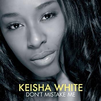 Don't Mistake Me (Maxi CD)