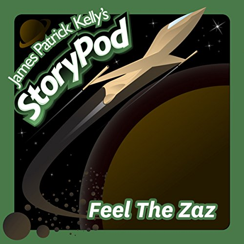 Feel The Zaz audiobook cover art