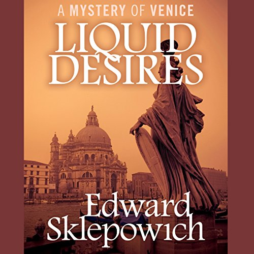 Liquid Desires audiobook cover art