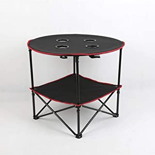 Portable Folding Camping Table Mini Collapsible Picnic Table for Camping, Picnic, Outdoor, Travel, Beach