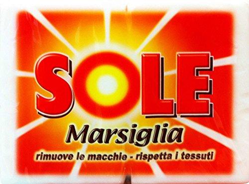 Sole Seife Wäsche Marseille 600gr