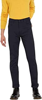 Wrangler Men's Arizona Stretch Worn Broke Jeans