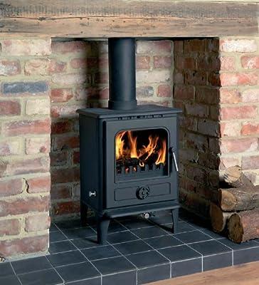 Cast Tec Norvik 5 Multifuel / Woodburning Stove
