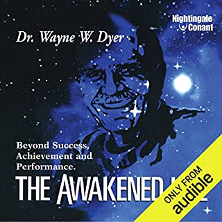 The Awakened Life audiobook cover art