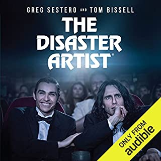 The Disaster Artist                   By:                                                                                                                                 Greg Sestero,                                                                                        Tom Bissell                               Narrated by:                                                                                                                                 Greg Sestero                      Length: 11 hrs and 38 mins     176 ratings     Overall 4.8