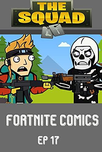 Funny Squad Comics EP 17 (English Edition)