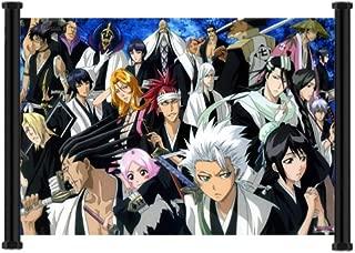 Bleach Ichigo Anime Fabric Wall Scroll Poster (46