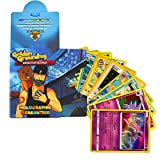 Pokemon Card Super Booster Pack | Holographic Rare Guaranteed in Every Pack | Features Cards from All Sets | 10 Card Booster Repack by Golden Groundhog |Chance to Open Rares, Holos and Reverse Cards