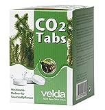 Velda 122475 Kohlendioxid-Tabletten, Wachstumsförderer für Sauerstoffpflanzen, Für 4000 l Teichwasser, CO2 Tabs
