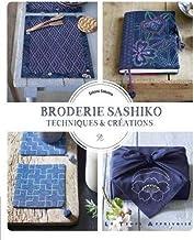 Broderie Sashiko - Technique & créations
