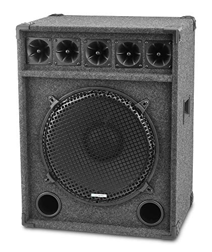McGrey Festival 15 PA Lautsprecher - Lautsprecherbox mit 38cm (15