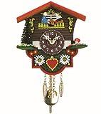 Trenkle Orologio dalla Foresta Nera in Miniatura casa Svizzera TU 26 PW