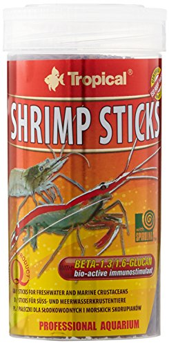 Tropical Shrimp Sticks - Palitos de alimentación para gambas, 1 Unidad (250 ml)