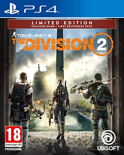 Tom Clancy's The Division 2 Limited Edition (PS4)