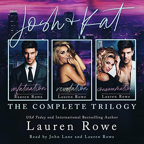 The Josh & Kat Trilogy cover art