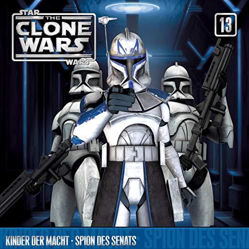 Kinder der Macht / Spion des Senats Titelbild
