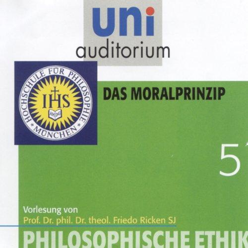 Das Moralprinzip (Uni-Auditorium) Titelbild