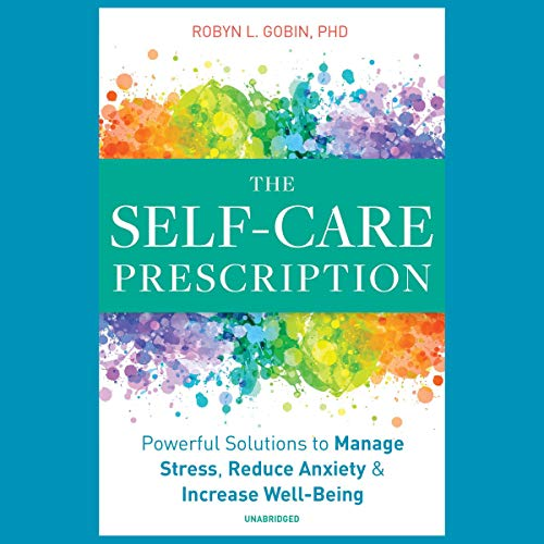 The Self Care Prescription cover art