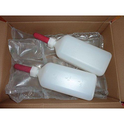Aufzuchtflasche Milchflasche für Kälber 2000ml 2 Liter