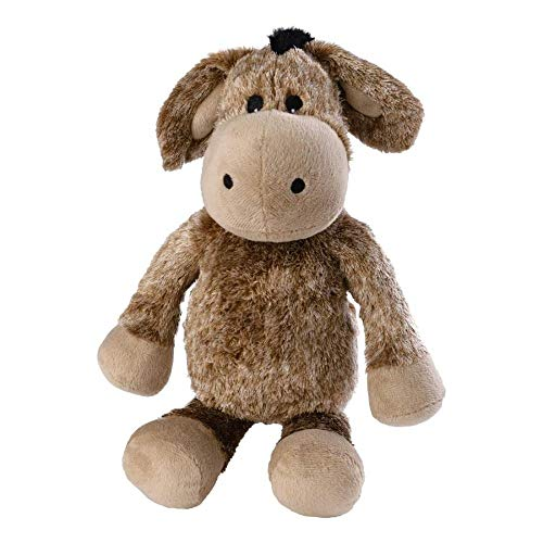 WARMIES Beddy Bear Esel meliert II 1 St