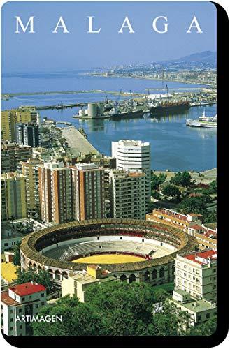Artimagen Imán Plaza de Toros Málaga 45x70 mm.