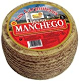 Manchego Cheese Whole Wheel - Approx 2 Lbs