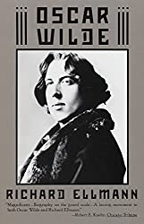 "Cover of Richard Ellmann's ""Oscar Wilde."""