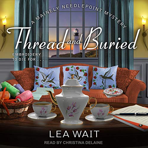 Thread and Buried cover art