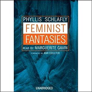 Feminist Fantasies audiobook cover art