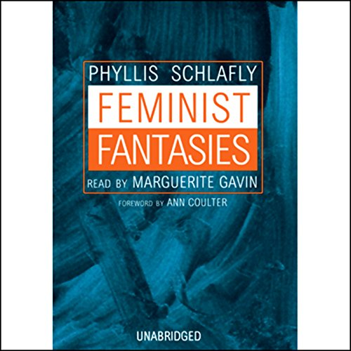 Feminist Fantasies audiobook cover art