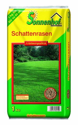 1Kg Schattenrasen Rasen Rasensamen Rasensaat Gras Grassaat Grassamen Sonnenhof