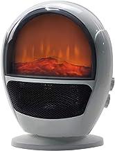 LTLJX Termoventiladores, Calefactor Cerámico de Aire Eléctrico 3D Termostato Regulable Calor y Ventilador de Aire Frío Automática Oscilante