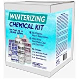 Qualco Pool Closing Chemical Kit for All...