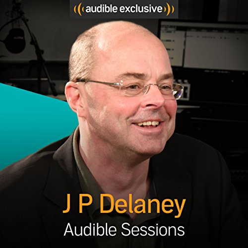 JP Delaney cover art
