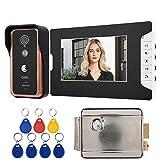 AMONIDA Videoportero TFT de bajo Consumo de energía, Video con...