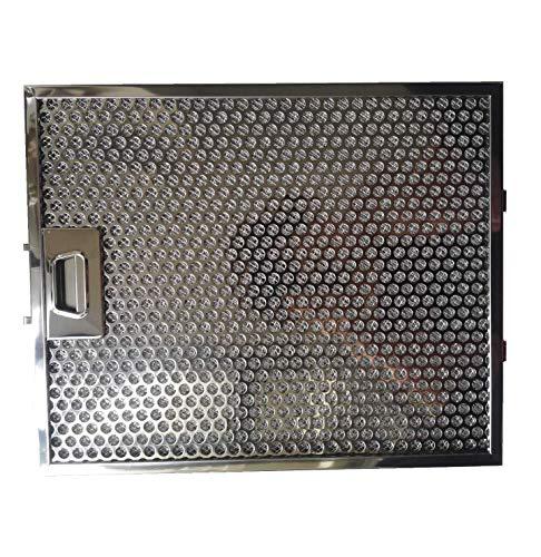 NEG Fettfilter FFE15-15 (Edelstahl 33,8x27,7 cm) für NEG15-ATx, NEG15-ATx+